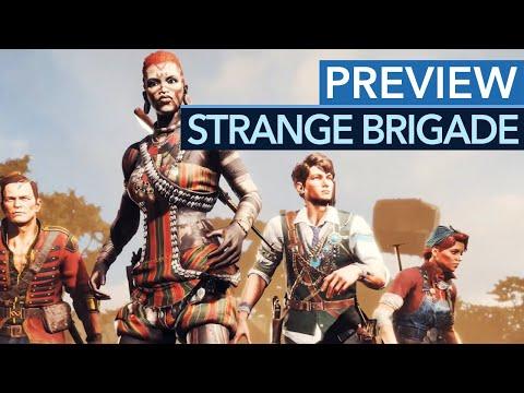 Preis-Hit: Strange Brigade
