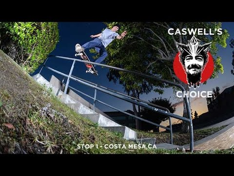 Volcom - Wild In The Parks | Caswell's Choice: Stop 1