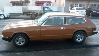 preview picture of video '1978 RELIANT SCIMITAR GTE'