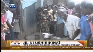 Kifo cha nyuki kinaacha maswali mengi Mombasa