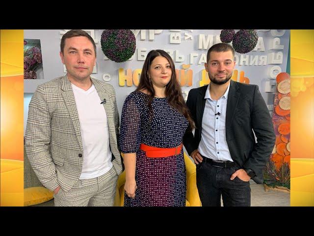 Гость программы «Новый день» Людмила Чурилова