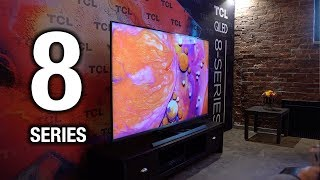 Tcl 8 Series Makes High End Tvs Look Bad