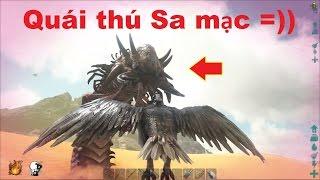 ARK: Scorched Earth #15 - Siêu trộm Trứng Rồng và Quái thú Sa mạc Deathworm =))