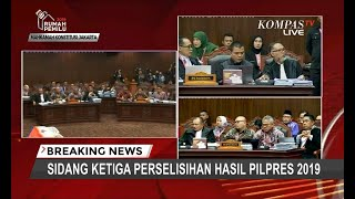 Tim Prabowo Tarik Alat Bukti yang Belum Disusun Sesuai Aturan