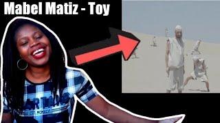 Zambian 🇿🇲 reacts to Turkish music || Mabel Matiz - Toy