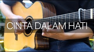 Cinta Dalam Hati - Ungu (Fingerstyle Guitar Cover)