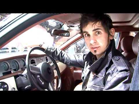 Fifth Gear Web TV - Rolls Royce 102EX - Jonny's Geneva Diary
