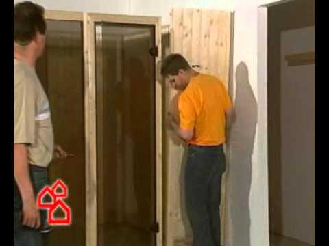 Sauna Aufbau – so geht's richtig   BAUHAUS