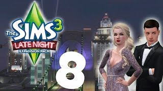 Sabra Plays: The Sims 3- Late Night Ep. 8: Creepy Plumber Lady
