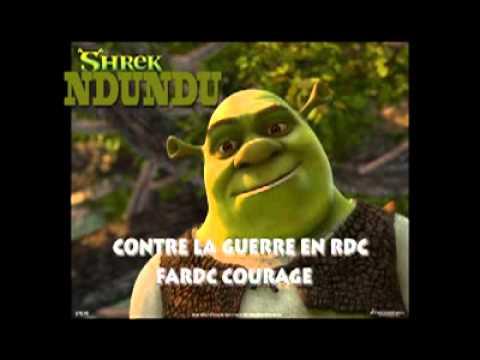 Shrek ndundu - Rap contre la guerre na RDC ( Rap Lingala )