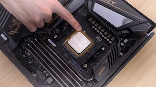 Building an ALL AMD Gaming PC!