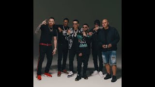 Sigues Preguntando Remix Grabacion -  J Alvarez Ft. Miky Woodz, Myke Towers, Alex Rose, Jory