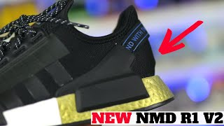 Worth Buying? NEW 2020 Adidas NMD R1 V2 Review + On Feet!