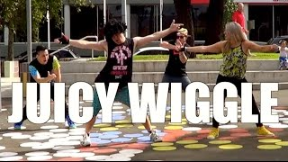JUICY WIGGLE - Redfoo Dance Choreography | Jayden Rodrigues NeWest