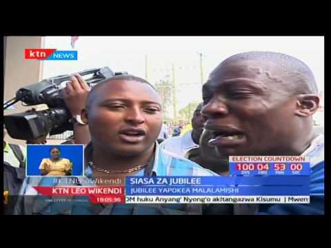 Mwana muziki maarufu Jaguar atoa machozi: KTN Leo Wikendi pt 1