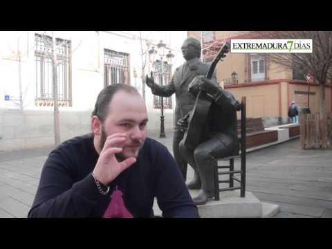 ENTREVISTA AL CANTAOR EXTREMEÑO 'EL PERRETE'