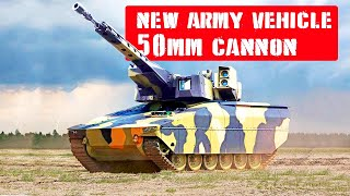 Inside the Army's NEW 50mm Armored Fighting Vehicle   OMFV