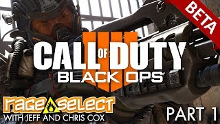 Call of Duty: Black Ops 4 - Multiplayer Beta (Let's Play) - Part 1