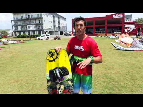 2015 Slingshot Asylum Kiteboard Review