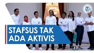 Tak Ada Aktivis dalam Penunjukan Staf Khusus Millenial Jokowi, Jubir PKS: Jangan Suka Baperan