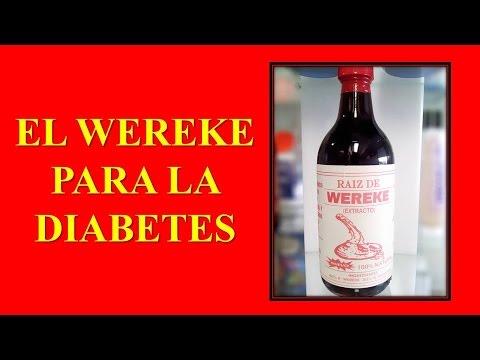 El tratamiento de la diabetes en nardo