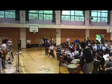 田瀬小学校での太陽光ワークショップ!