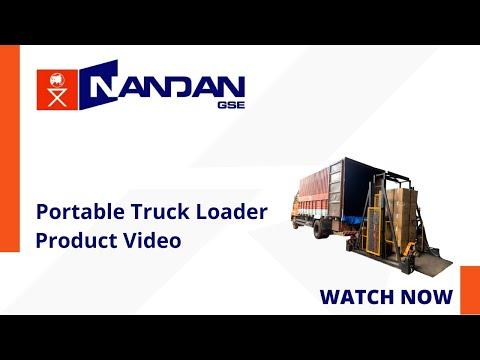 Portable Truck Loader For Loading Unloading Solutions