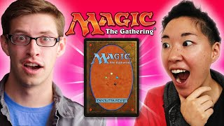 People Play Magic: The Gathering For The First Time thumbnail