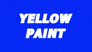 "James Barrett – ""Yellow Paint"""