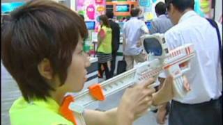 Japan Toy Show, new inventions | Kholo.pk