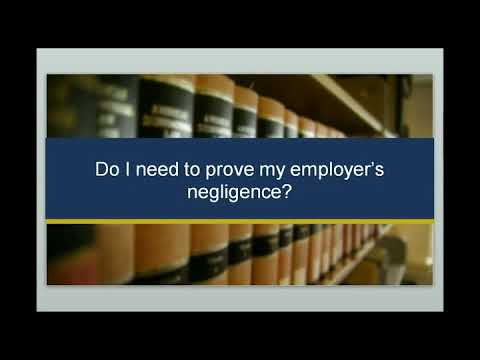 Can I sue my employer because of an on-the-job injury?