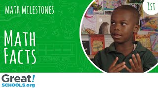 How easily does your 1st grader add and subtract? - Milestones from GreatSchools