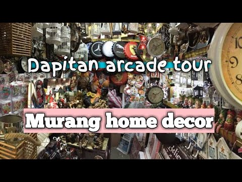 dapitan arcade tour