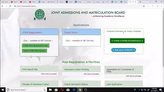 JAMB RESULT 2019, How To Check JAMB Result