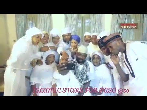 Islamic stars for Paso @50 || Pasuma @50 video coming soon