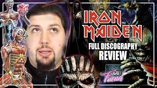 Iron Maiden - Full Discography Review