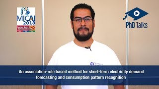 An association-rule based method for short-term electricity demand forecasting and consumption pattern recognition