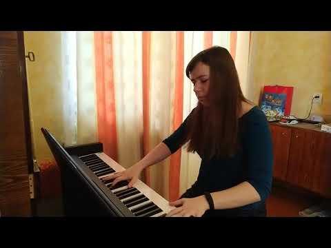 Би-2 - Черное Солнце (piano cover)