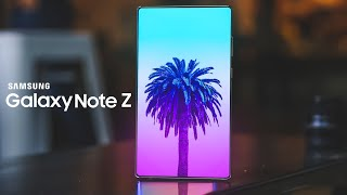 Samsung Galaxy Note Z - Sliding in to FUTURE