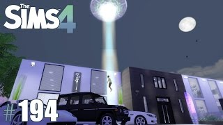UFO ABDUCTION - The Sims 4: Part 194