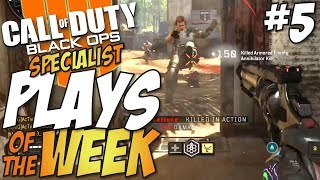 Call of Duty: Black Ops 4 - Top 10 Kills Of The Week Specialist 5 (BO4 Multiplayer inc Nuketown)