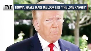 Trump Flips on Masks, Find Out Why thumbnail