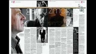 Jacek Utko: Can design save the newspaper?