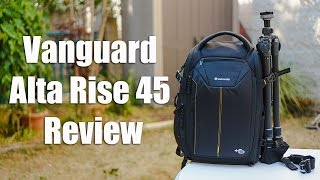 Were extremely impressed by what Vanguard did with the Alta Rise 45