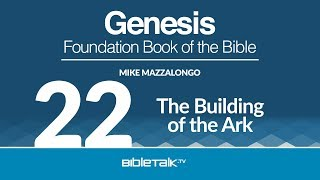 The Building of the Ark