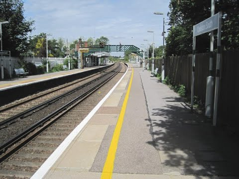 Coulsdon South railway station