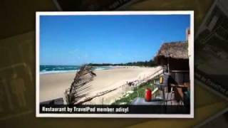 preview picture of video 'Sun, beach, incredible scuba, 2M, great seafood Adisyl's photos around Inhambane, Mozambique'