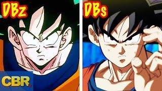 15 Things Dragon Ball Super Does Better Than DBZ
