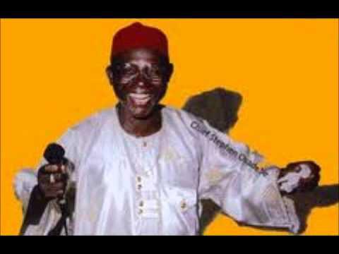 Chief Osita Stephen Osadebe – Ana Masi Ife Uwa