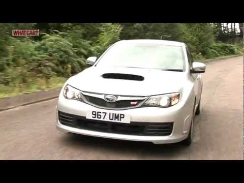 Subaru Impreza WRX STi review - What Car?